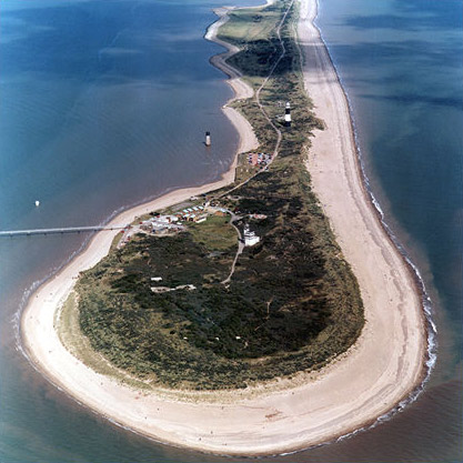 Spurn Point - looking North