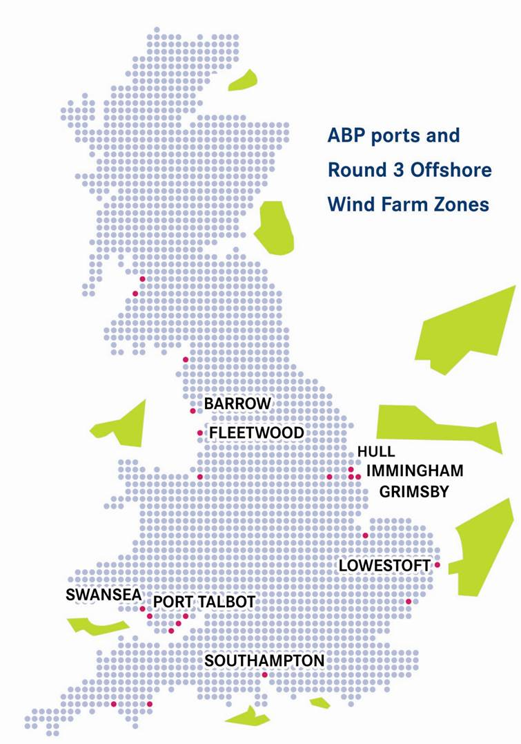 Wind Farm Zones